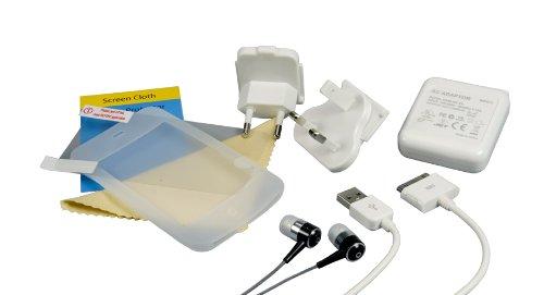Logic3 Starter Pack Zubehörset für iPod Touch 2G Ipod-starter Pack