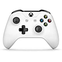 Manette sans fil pour Xbox One - blanc + code Gears of War 4