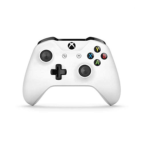 Manette sans fil pour Xbox One - blanc + code Gears of...
