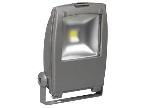 PROJECTEUR LED PROFESSIONNEL POUR L'EXTÉRIEUR - 30 W EPISTAR CHIP - 6500 K