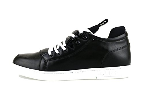 cesare-paciotti-4us-40-eu-sneakers-man-black-leather-ag123