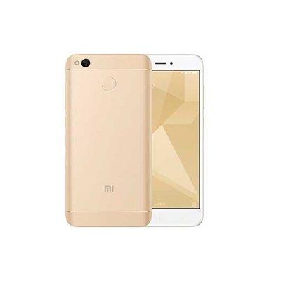 Xiaomi Redmi 4X Smartphone débloqué 4G (Ecran: 5 Pouces - 32 Go - Double SIM - Android) Or/Noir