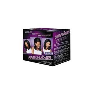 Revlon Fabulaxer Relaxer Kit Regular