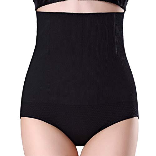 POLLYEDEN Frauen-hohe Taillen-Bauch-Trimmer, der Unterwäsche-Kolben-Vergrößerer-dünnen nahtlosen Schlüpfer formt -