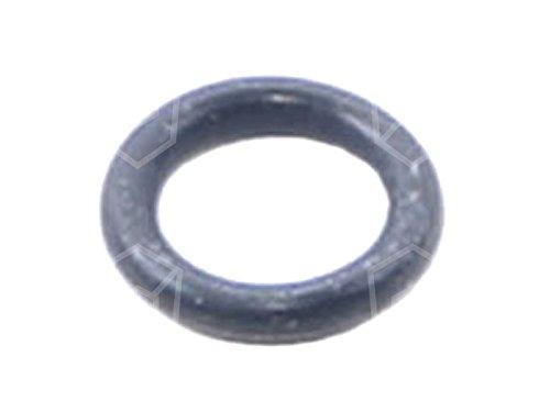 O bague pour lave-vaisselle comenda, colged, Angelo po, Giga, hoonved EPDM Diamètre intérieur 6,75mm Ø extérieur 10,31mm épaisseur du matériau 1,78mm Comenda