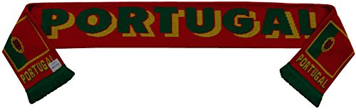 Portugal Footbal bufanda