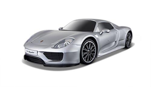 Maisto-581-249-modelos-de-un-y-catorce-R-C-Porsche-918-Spyder-RTR-automocin-y-transporte