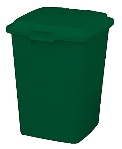 Multi Purpose Storage Containers–Capacity 90Litres L 510x 485x 600mm green