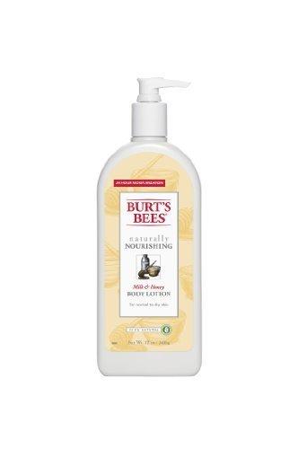 burts-bees-milk-honey-body-lotion-12-fluid-ounces-by-burts-bees