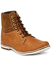 Big Fox High Ankle Combat Boots