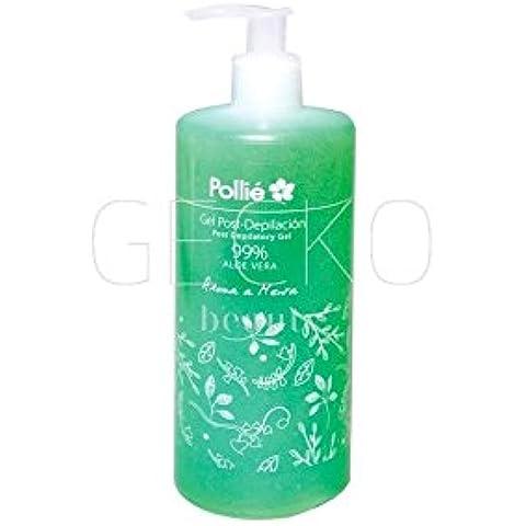 Pollie gel post-depil.500ml.99% aloe vera