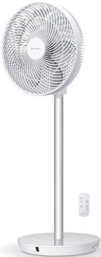 Stylies Ventilator Tukan - Oberklasse Modell, Touch Panel, äußerst leise mit 35 cm Durchmesser