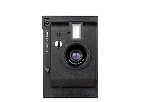 Lomography lomo'instant nero - fotocamera istantanea