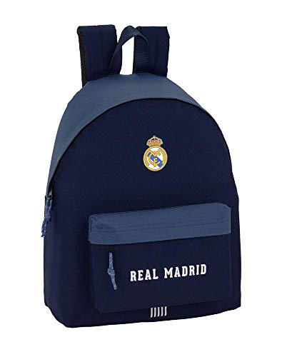 Real Madrid CF Mochila Grande Escolar, Casual