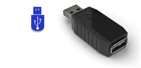KeyGrabber USB 16MB–Hardware USB KeyLogger mit 16Megabyte Flash Drive
