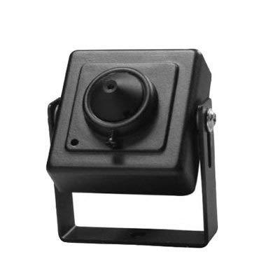 Zichen CZ HD-Überwachungskameras Verwenden Sie 1/3 Color 420TVL Mini-CCD-Überwachungskamera, Mini-Pin-Lens-Überwachungskamera, Größe: 35 x 32 x 20 mm Außenüberwachungskameras (Farbe: S-spc-0701e) -