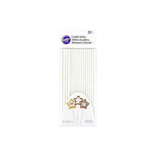 Wilton Cookie Sticks 20/Pkg-8