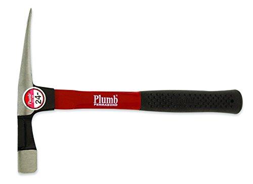 Plumb T11421 24oz/0.680kg Steinhammer mit Glassfasergriff
