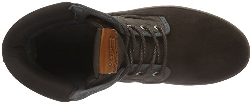 NAPAPIJRI FOOTWEAR Damen Jenny High-Top Braun (Dark brown N46)