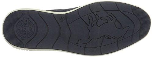 Mustang 4111-301-800, Scarpe Stringate Uomo Blu (800 Dunkelblau)