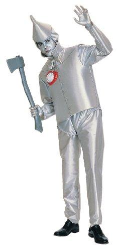 477 Tin Man Kost-m (Tin Man Kostüm Zauberer Von Oz)