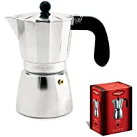 Oroley 215030300 - Cafetera, aluminio, 6 tazas