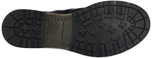 Shoe the Bear Worker, Bottes Classiques Homme Noir (Black)