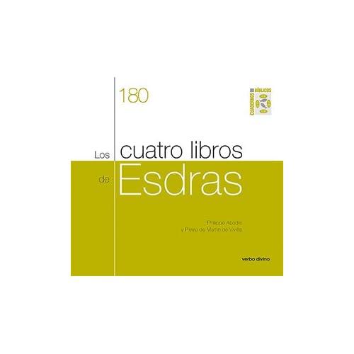 Los cuatro libros de Esdras: Cuaderno Bíblico 180
