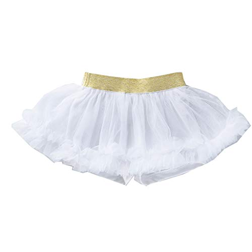 Beikoard_Babykleidung_Neugeborenes Baby tanzen elastische Tutu Rock Pettiskirt Ballett Fancy Costume Kind ()