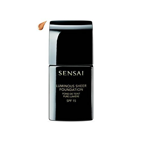Sensai Luminous Sheer Foundation Nr. 204, Honey Beige, 30 ml