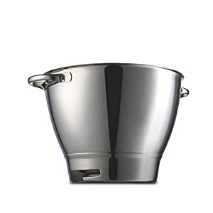 Kenwood 36385 St/St Bowl with Handles Chef