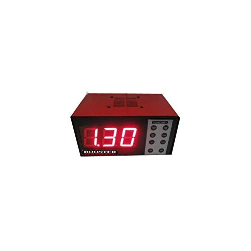 Booster Timer, DT4, Digital, Training, MMA, Muay Thai, Kickboxen Digital-booster