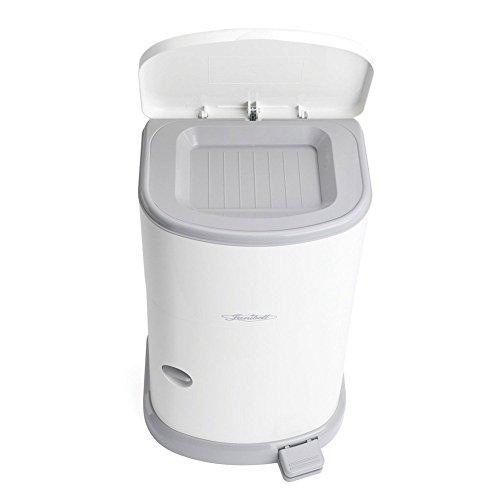 #Windeleimer JANIBELL Akord SLIM, 26 Liter | Windel-Eimer für Erwachsene | Diskretes Windel-Entsorgungs-System | Entsorgung Inkontinenz-Material#