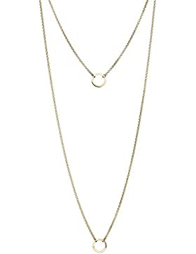 Elli Damen-Halskette Kreis 925