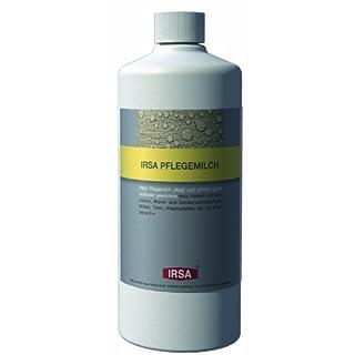 IRSA Pflegemilch - 1 Liter für geölte/gewachste Oberflächen, Wachsbasis