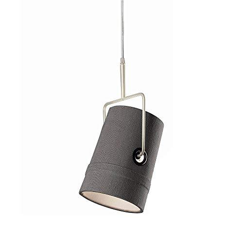 Diesel With Foscarini Fork Petite lampe suspendue avec structure ivoire et diffuseur ivoire