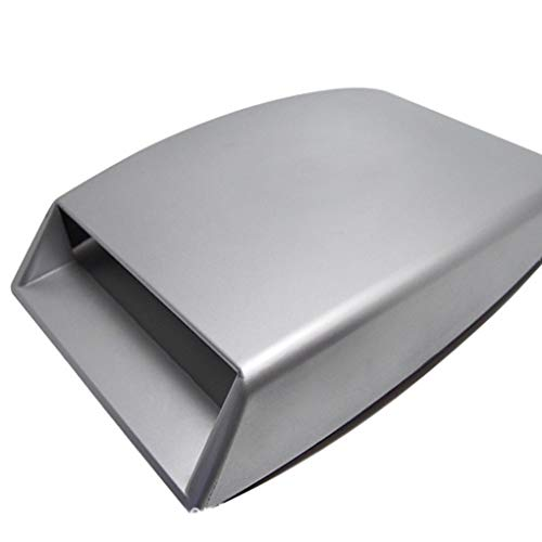Provide The Best Auto dekorative Air Flow Intake Hood Scoop Vent Car Bonnet Entlüfterelement Dekor Autoschmuck -