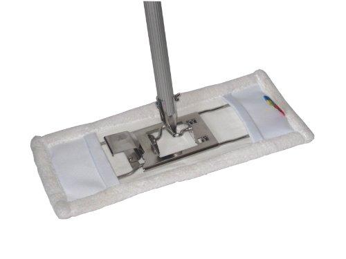 10 x Mikrofaser Wischmop 40 cm auch passend für Hara Bodenexpress