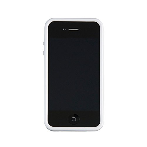 Kensington K39278EU Cadre de protection pour iPhone 4 Blanc Blanc