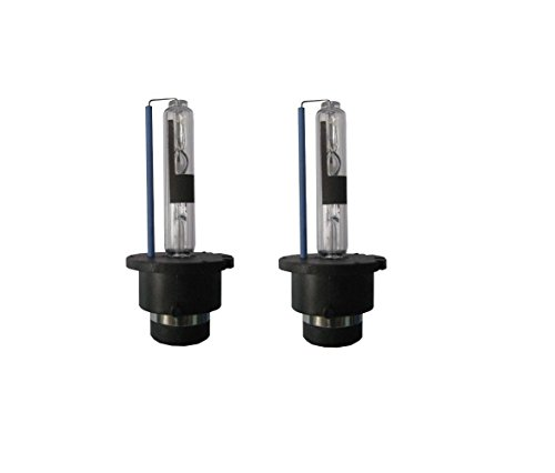D2R Set mit zwei Xenon Brenner P32d-3 HID 6000K mit E-Prüfzeichen Ersatz Lampen INION ®