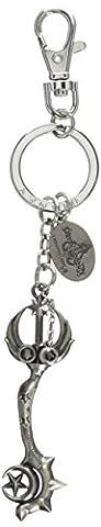Kingdom Hearts Star Seeker Pewter Key Ring