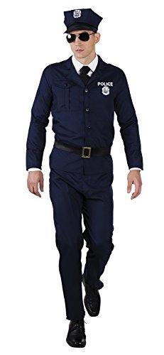 Kostüm Für Polizei Jugendliche - Cooles Polizei Kostüm! 4 Teile!