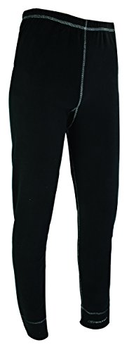 Thermo Fleece Highlander Base Layer Leggings Noir Taille S