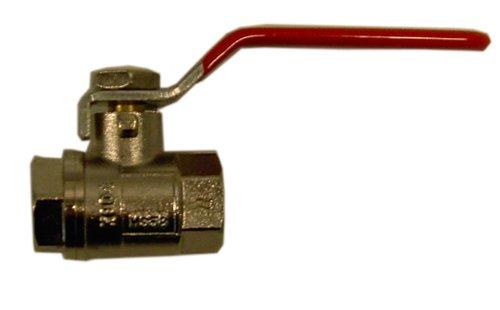 Messing Fitting Kugelhahn IG-IG, 3/4 Zoll mit vollem Durchgang
