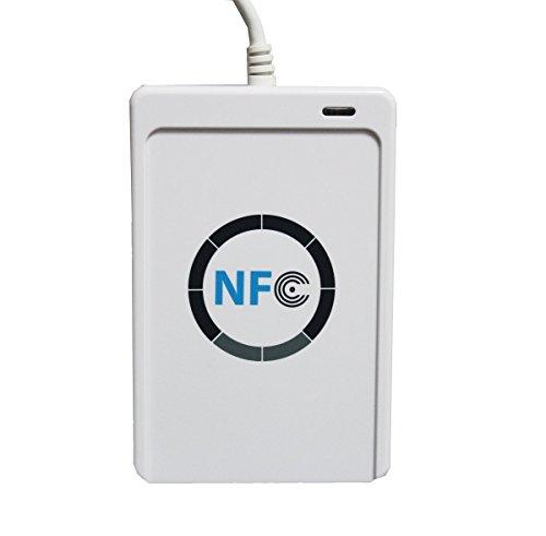Lector Tarjetas NFC ACR122 ACR122U Inteligente sin