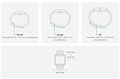 Fitbit Blaze Smart Fitness Watch by Fitbit