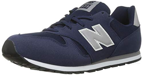 New Balance 373, Zapatillas Unisex Niños, Azul (Pigment/Marblehead NV), 30.5 EU