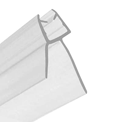 Shower Screen Seal (Glass Thickness 4-6mm | WING LENGTH 16mm | Gap to Seal 14mm) | EcoSpa?