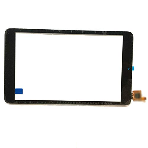 "EUTOPING ® Schwarz Farbe 8 Zoll Touchscreen - digitizer Alternative Version A für 8"" Alcatel One Touch Pixi 3 8 3G 9005X"