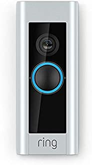 Ring Video Doorbell Pro | Video Türklingel Pro Set mit Türgong und Transformator, 1080p HD-Video, Gegensprechf